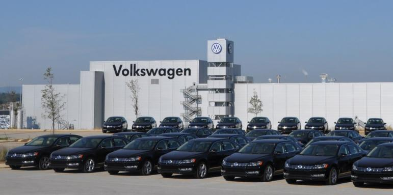 Резултат с изображение за Volkswagen завод