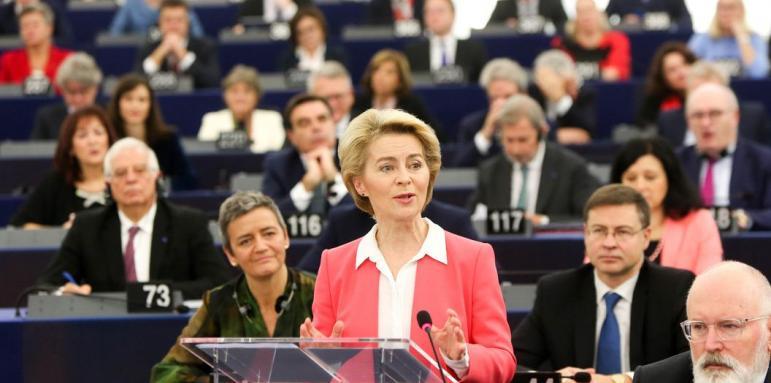 Нова Еврокомисия - нов късмет (ОБЗОР) - Политика - Стандарт Нюз