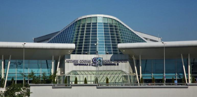 Резултат с изображение за летище софия