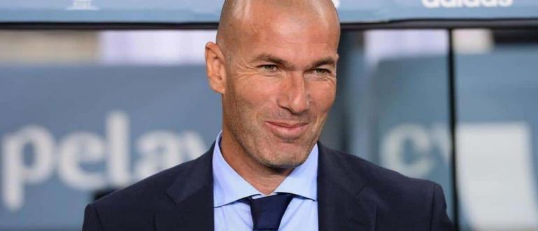 Второто присъствие на Зинедин Зидан в Реал Мадрид може да