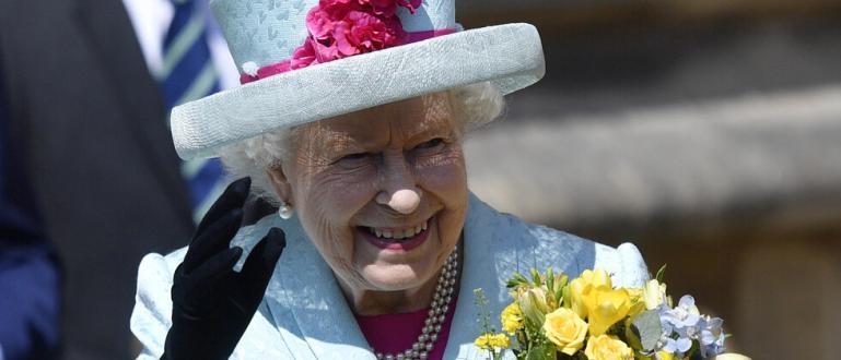 Кралица Елизабет II се появи на рождения ден на Sainsbury`s