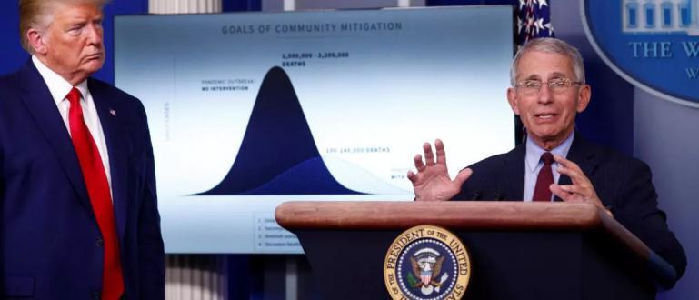 Доналд Тръмп потвърди информациите, че федералните запаси от предпазно оборудване