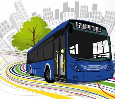 Следейки постоянно натовареността на градския транспорт по линии, дни и
