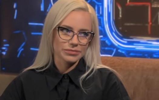 29-годишната психоложка Лилия Стефанова вероятно е новата муза на Слави