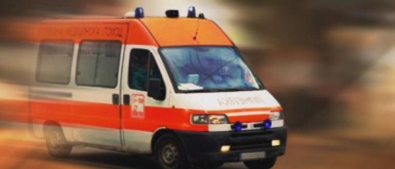 50-годишна жена се е самозапалила в град Кочериново.По първоначална информация