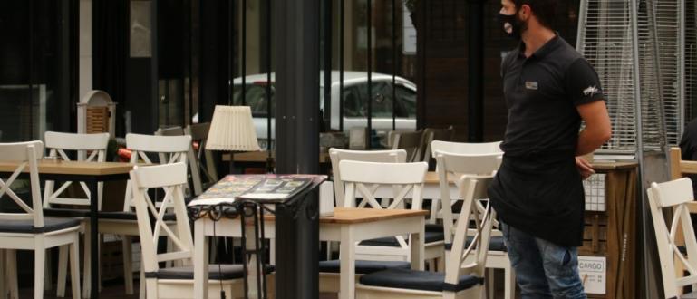 От днес ресторантите отварят врати. Те могат да работят от