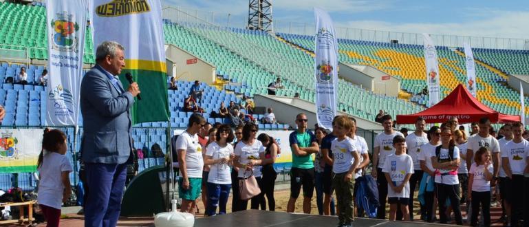 Хиляди застанаха на старт в неделната сутрин в поредното издание