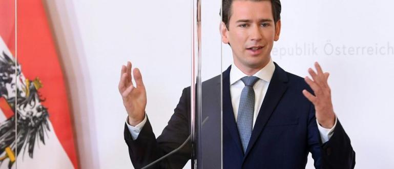 Властите в Австрия обявиха, че след Великден (12 май по