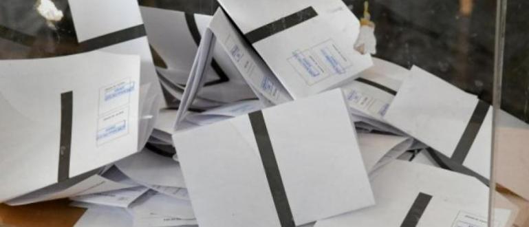 Коалицията ГЕРБ-СДС получава 26.12% от гласовете, а