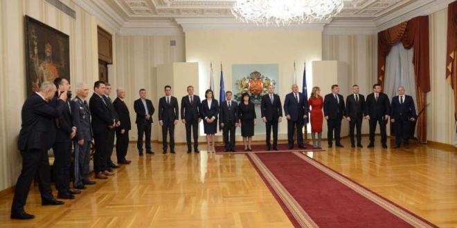 Започна заседанието на Консултативния съвет за национална сигурност на тема: