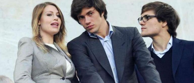 Най-малкият син на бившия премиер Силвио Берлускони - Луиджи, и