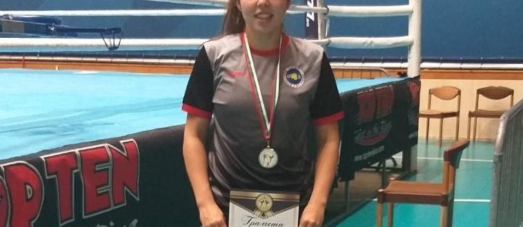 Световната и европейската шампионка по таекуондо от клуб
