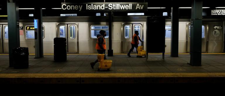 Безплатна ваксинация срещу COVID-19 в метрото на Ню Йорк? Това