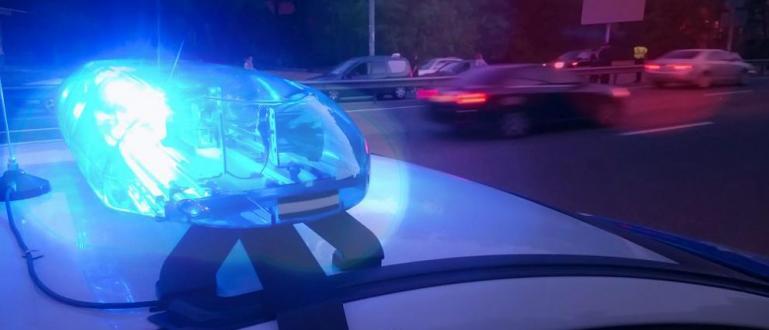 Жителка на американския град Друмс, щата Пенсилвания, предизвика автомобилна катастрофа,