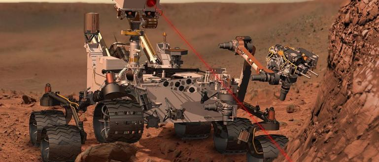 """На 17 юли, НАСА планира да изстреля нов марсоход """"Пърсивиърънс"""""""