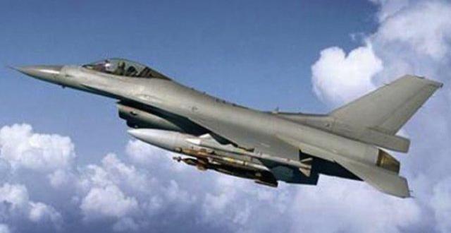 Американски изтребител F-16 Viper се разби при кацане във военна