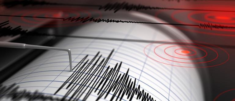 Слабо земетресение е регистрирано днес в 00:47 ч. българско време