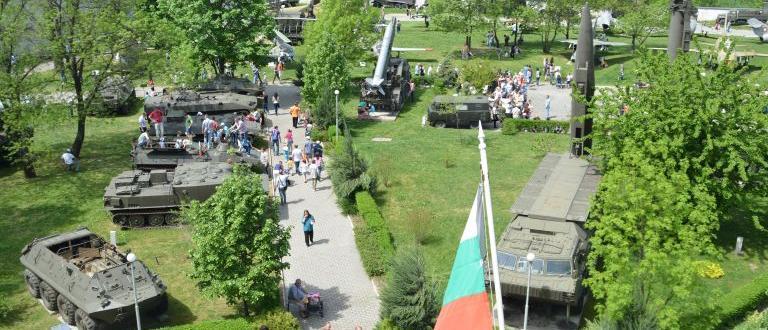 Снимка-Национален военноисторически музейВ националният военноисторически музей посетителите имат възможност да