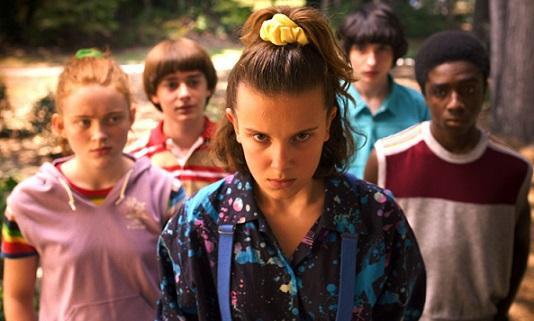 """Третият сезон на култовия сериал """"Stranger Things"""" постави нов рекорд"""