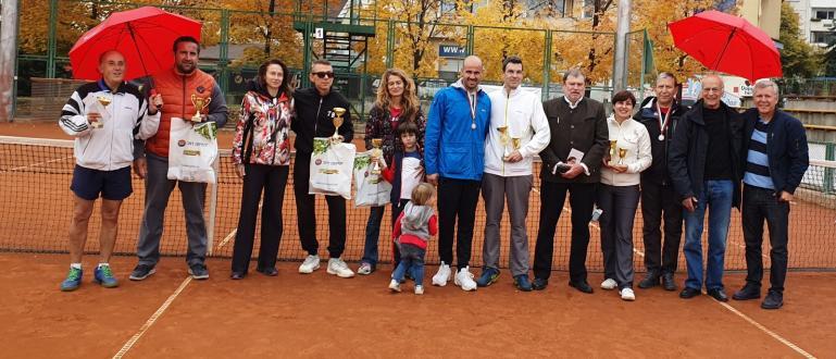 При голям интерес премина дългоочакваната тенис проява, а именно държавното
