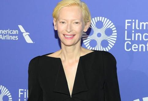 Тилда Суинтън ще стане почетен член на Британския филмов институт.