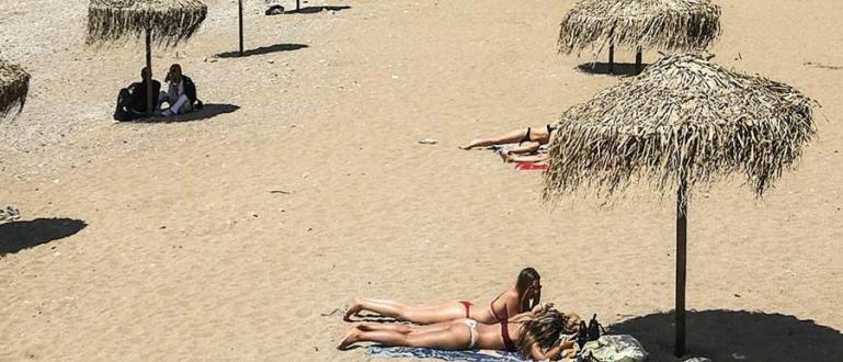 За момента 80% по-малко туристи посреща Гърция в сравнение с