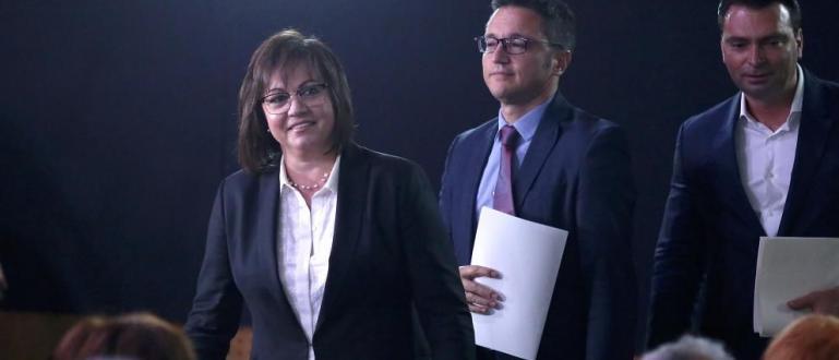 Сбирка по интереси нарече Корнелия Нинова несъстоял се днес пленум