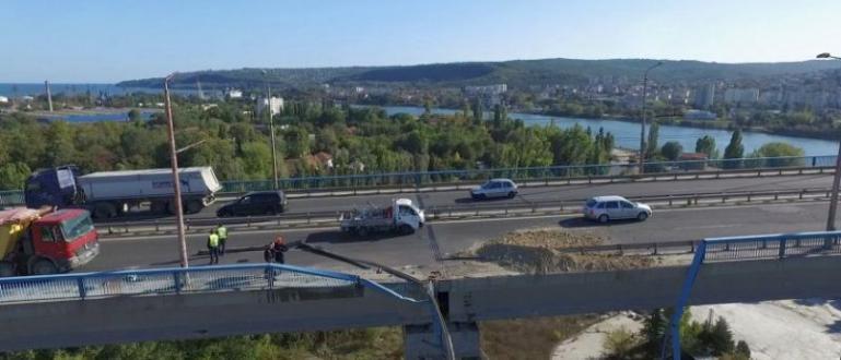 Тежко пътнотранспортно произшествие стана днес около 14.15 часа – камион