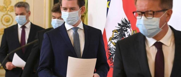 Канцлерът на Австрия Себастиан Курц ще съобщи днес как ще