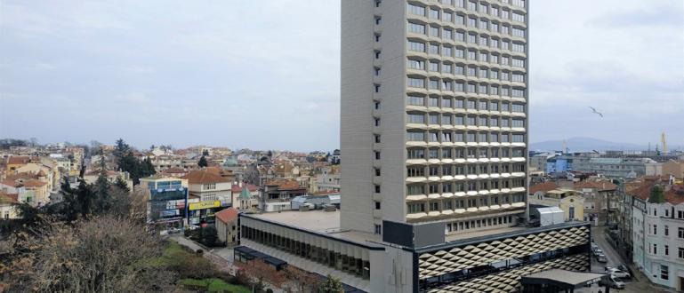 След основния ремонт на хотел
