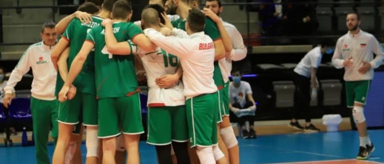 Националният отбор на България по волейбол завърши европейските квалификации по
