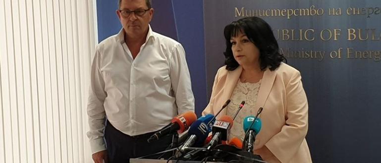 Енергийният министър Теменужка Петкова се възмути от отправени по-рано днес
