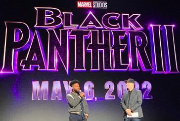 """Официално обявиха """"Черната пантера 2"""". Това се случи по време"""