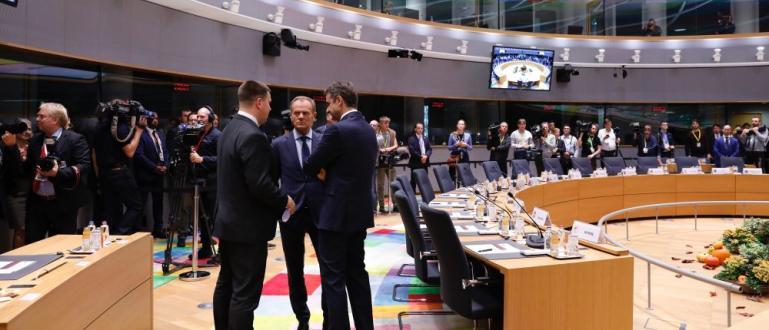 Лидерите на държавите от Европейския съюз не успяха вчера да