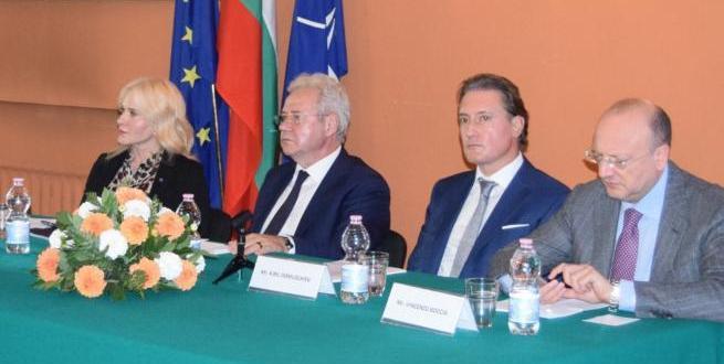 При изключителен интерес от страна на италианския бизнес в Рим