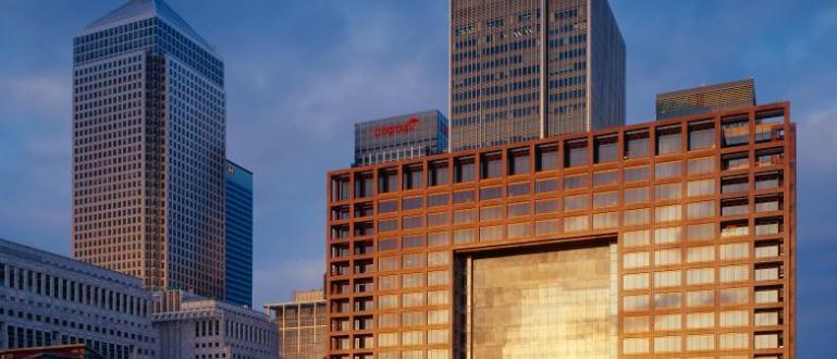 Една от най-големите банки в САЩ и в света Morgan