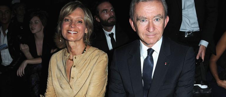 Френският бизнесмен Бернар Арно се изкачи в класацията на най-богатите