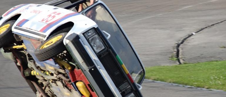Катастрофата станала между два автомобила, участващи в благотворително автородео, вчера