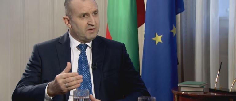 Президентът Румен Радев заяви по-рано днес, че не приема премиерът