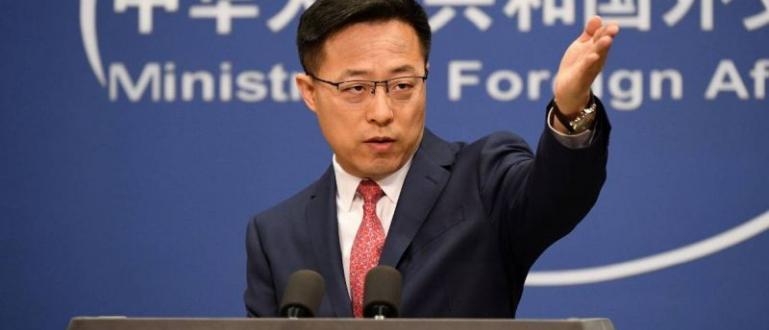 Външното министерство на Китай обвини Лондон в груба намеса във