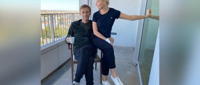 Алексей Навални разказа в Инстаграм, че на 26 август той