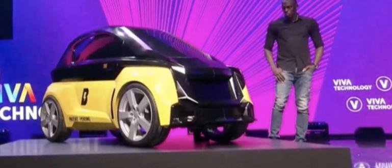Олимпийският шампион по бягане Юсеин Болт представи електромобила Bolt Nano