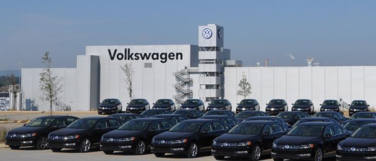 Германският автомобилен гигант