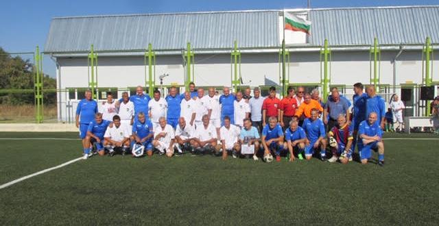 Ветераните на Левски откликнаха на поканата за посещение в село