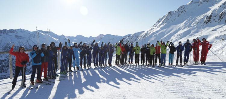 Ски курорт №1 Банско бе посетен днес от 28 австрийски