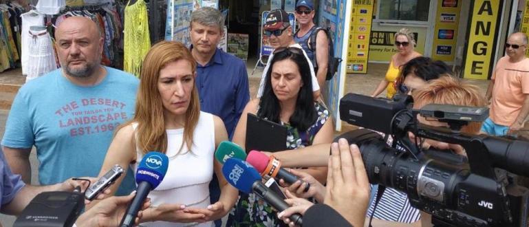 Туристическият министър Николина Ангелкова се включи в проверка на обекти