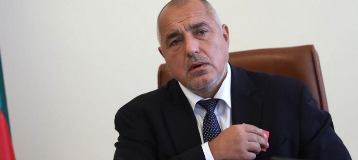 Премиерът Бойко Борисов написа в профила си във Фейсбук, че