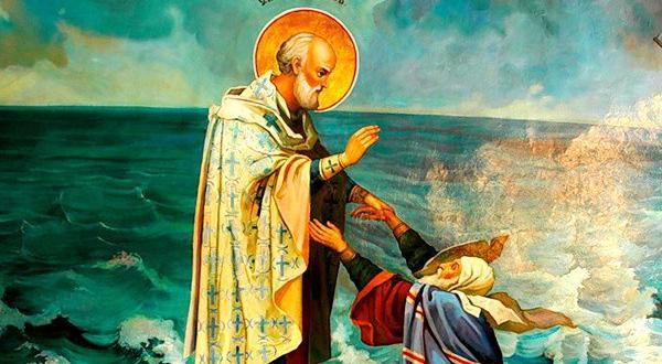 Днес е Никулден - един от големите празници на християнската