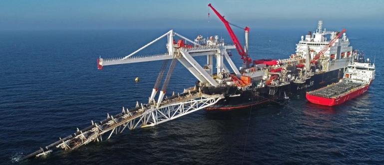 Санкции, целящи да блокират проекта за газопровод