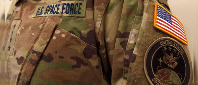 Новата униформа на американските космически сили предизвика подигравки на потребителите